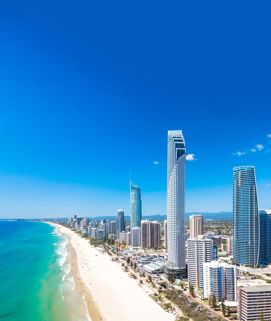 Gold Coast Panorama